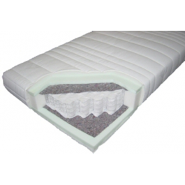 Pocketvering Matras Sweatdream Livorno